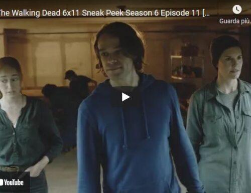 Fear The Walking Dead – 6×11 – The Holding – Sneak Peek