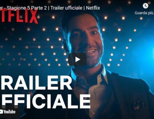 Lucifer – Stagione 5 Parte 2 | Trailer ufficiale