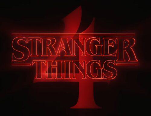 Stranger Things 4 arriverà nel 2022?