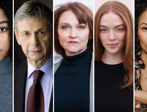 The Midnight Club: Iman Benson, William B. Davis e altri tre attori si aggiungono alla serie horror