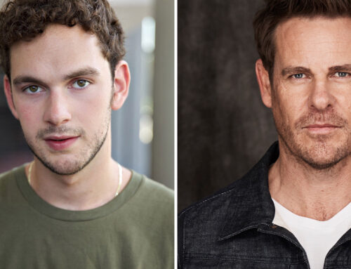 Pieces Of Her – Nicholas Burton e Aaron Jeffrey nel cast della serie thriller di Netflix