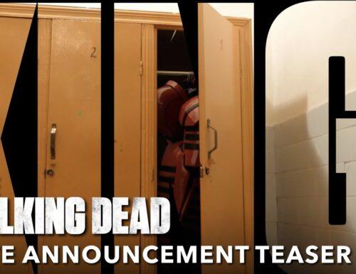 The Walking Dead 11 – Teaser promo e premiere della stagione undici