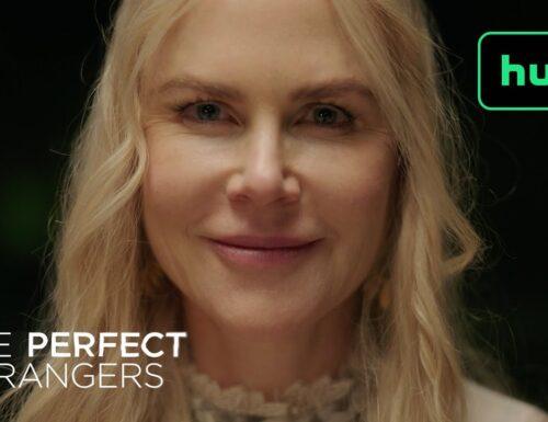 Nine Perfect Strangers – Promo ufficiale