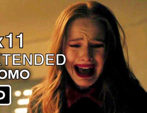 Riverdale – Promo dell'episodio 5×11 che tornerà a luglio