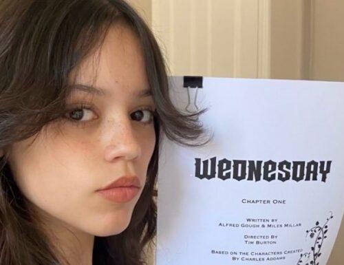 Wednesday – Jenna Ortega sarà Mercoledì nella serie live-action di Tim Burton per Netflix