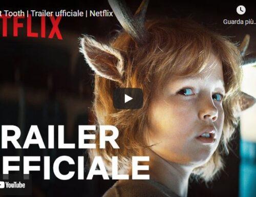 Sweet Tooth | Trailer ufficiale della nuova serie Netflix