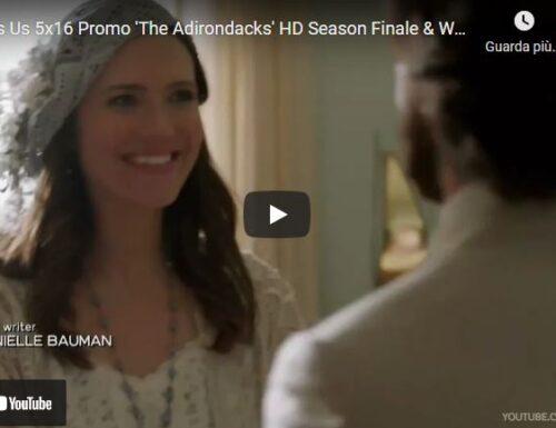 This Is Us – 5×16 – The Adirondacks (Season Finale) – Promo