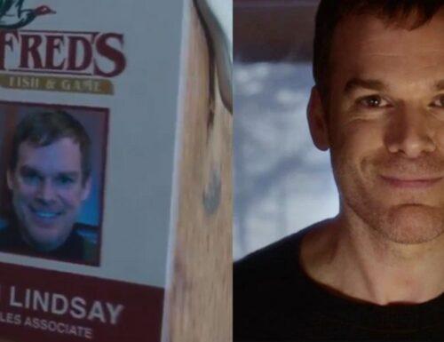 Dexter ha una nuova identità nella nona stagione in arrivo in autunno