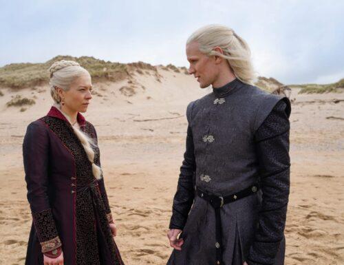 House of the Dragon – Le prime tre immagini promozionali dello spin-off di Game of Thrones