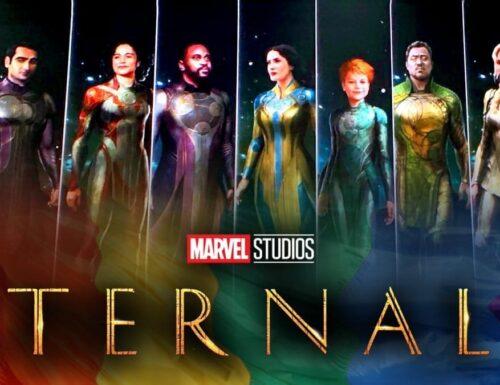 Eternals – Trailer ufficiale del nuovo film Marvel