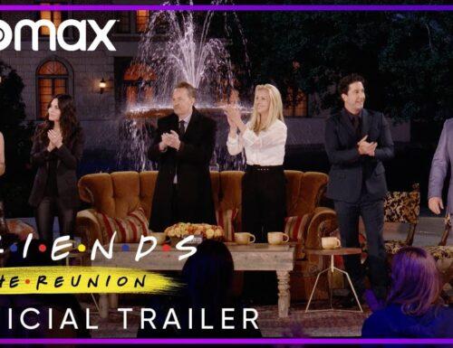 Friends: The Reunion – Trailer ufficiale