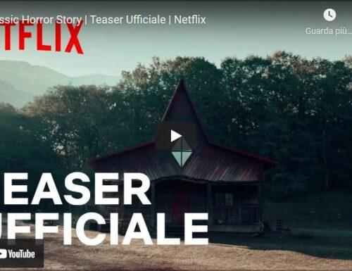A Classic Horror Story | Teaser Ufficiale del nuovo film horror su Netflix