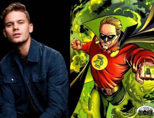 Green Lantern – Jeremy Irvine sarà Alan Scott