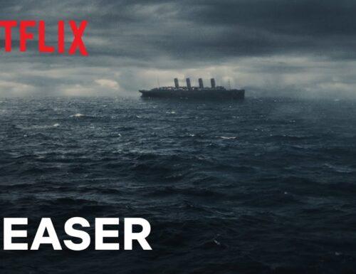 1899 – Primo teaser della nuova serie Netflix dai creatori di Dark