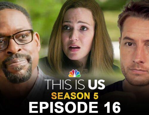 This Is Us – 5×16 – The Adirondacks (Season Finale) – Sneak peek