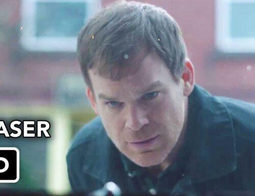 """Dexter 9 – Teaser """"Around Town"""""""