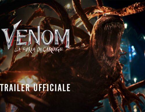 Venom: La Furia Di Carnage – Trailer ufficiale del film con Tom Hardy