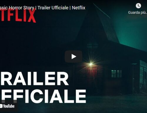 A Classic Horror Story | Trailer Ufficiale del film horror di Netflix