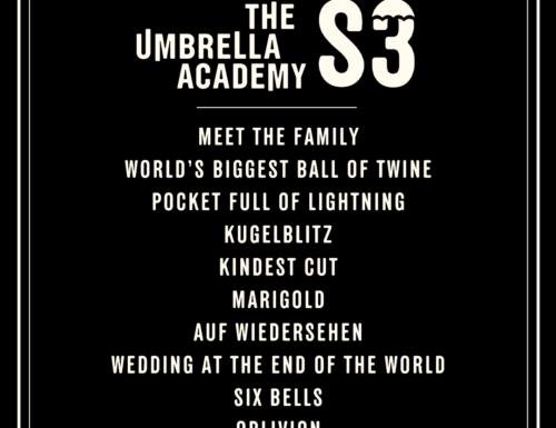 The Umbrella Academy – Rivelati i titoli degli episodio della terza stagione