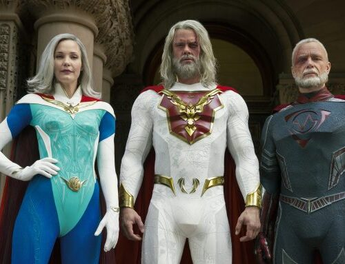 Netflix ordina Supercrooks che prende il posto di Jupiter's Legacy
