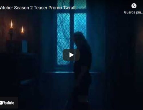 """The Witcher 2 – Teaser promo """"Geralt"""""""