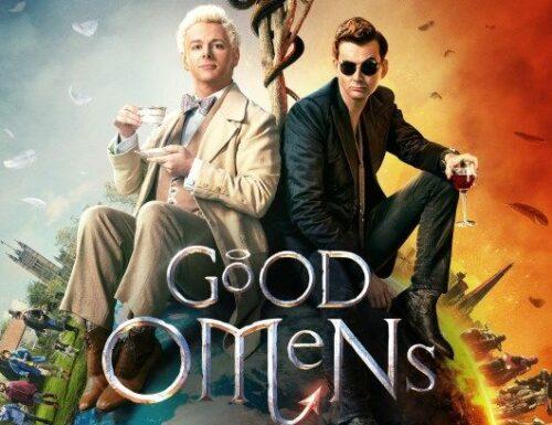 Good Omens rinnovato per una seconda stagione