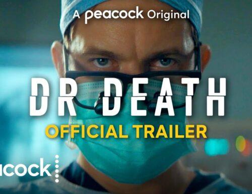 Dr. Death – Promo della serie thriller con Joshua Jackson, Alec Baldwin e Christian Slater
