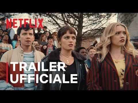Sex Education 3   Trailer ufficiale della terza stagione