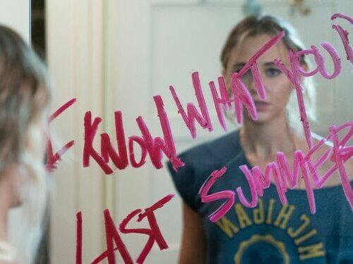 I Know What You Did Last Summer – Ecco il promo ufficiale