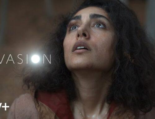 Invasion: Nuovo trailer della serie AppleTV+ in arrivo ad ottobre