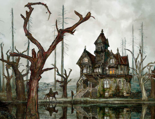 Netflix ordina The Fall of the House of Usher, il nuovo progetto di Mike Flanagan