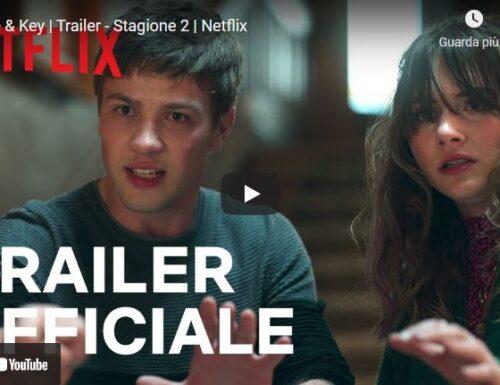 Locke & Key | Trailer ufficiale della seconda stagione