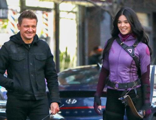 "Hawkeye – Promo ""Change of Plans"" della serie Marvel per Disney+"